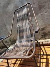 Cadeira em Junco sintético