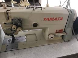 Máquina 2 agulhas Pesponto
