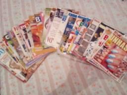 Título do anúncio: Revistas variadas de artesanto