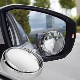 2x Espelho Auxiliar Retrovisor 360° Convexo Carro Caminhão leia o anúncio