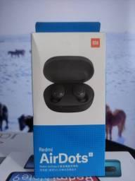 Promoção! Air dots S da Xiaomi.. Novo Lacrado com pronta Entrega