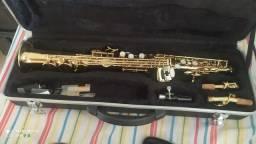 Saxofone sheltter soprano