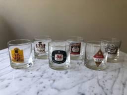 Copo Baixo Whisky de Vidro