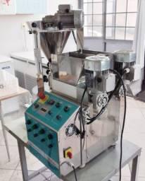 Modeladora de salgados industrial - 6.000 unidades/hora!