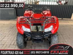 Quadriciclo Fourtrax 420