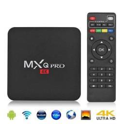 TV Box 4k nova geração