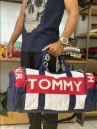 Título do anúncio: Bolsa Tommy grande Qualidade e Resistentecia
