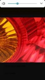 Lanterna lado motorista corolla 2003