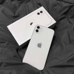 iPhone 11 branco na garantia