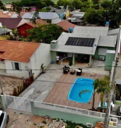 Casa dos Sonhos Arambare - 3D + Piscina, 3quadras do centro/lagoa