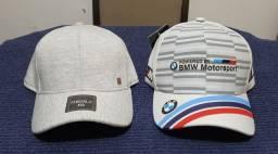 Título do anúncio: Bonés da Federal Co e BMW