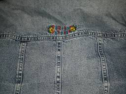 Título do anúncio: Jaqueta jeans tamanho 14