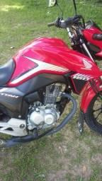 Titan 160 moto de único dono