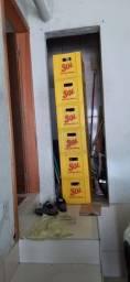 Título do anúncio: Garrafas com caixa