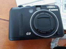 Maquina fotografica canon Power Shot g9
