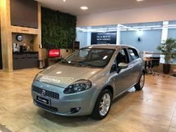 Fiat Punto Attractive 1.4 Manual com Couro Top!