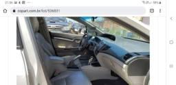 Título do anúncio: Sucata Honda Civic 2015 para venda de peças