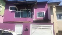 Título do anúncio: Casa com 3 dormitórios à venda, 120 m² por R$ 520.000 - Jardim Vitória - Macaé/RJ