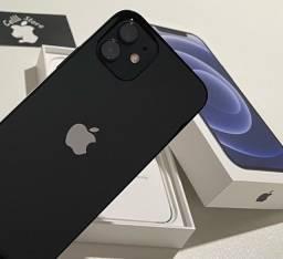 Título do anúncio: iPhone 12 64gb Black
