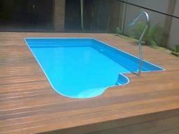 MI- Piscina de Fibra 4,80 metros Nova a Pronta Entrega!!!!