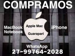 Apple Mac - compra - iPhones e notebooks / MacBook
