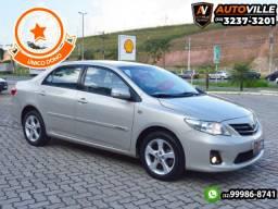 Unico Dono*Raridade*Toyota Corolla XEI 2.0 Aut.*4 Airbags*Ar Digital - 2013