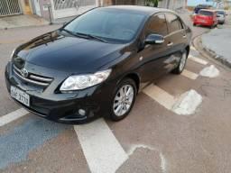 Corolla 09 1.8 seg automático