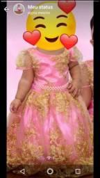 Título do anúncio: Vestido de princesa