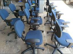 Cadeira Giratória Para Escritório e Home Office