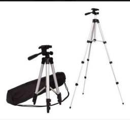 Tripe De Aluminio P/ Camera E Celular 1.0M Tomate Ley2120