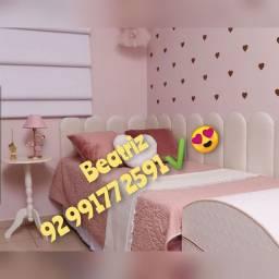 Título do anúncio: Cabeceira pra decorar quarto
