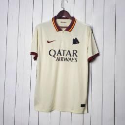 Camisa Roma Away II S/nº 20/21 Nike Masculina