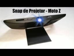 Moto snap projetor