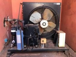 Condensadora de câmara fria