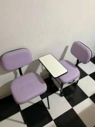 Título do anúncio: Kit de cadeiras de manicure