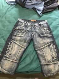 4 Shorts por 30 reais - Quase Novos