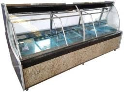 Título do anúncio: Balcão Refrigerado Expositor Carnes 3,00m Super Imponente