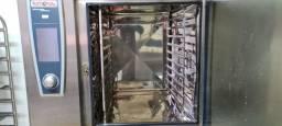 Forno Rational 102 Combinado Selfcookingcenter