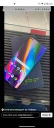 Título do anúncio: Moto G 5G Plus zerado. 128 GB e 8 de RAM