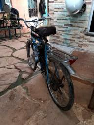 Vendo bike motorizada motor 4tempo