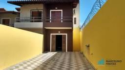 Casa com 2 dormitórios à venda, 79 m² por R$ 200.000,00 - Urucunema - Eusébio/CE