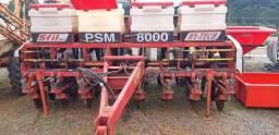 Plantadeira Sfil PSM 2002 8 linhas com monitor de plantio