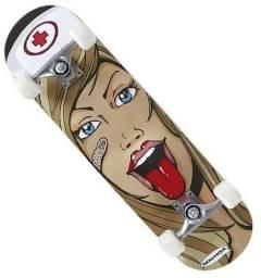 Skate Semi Pro Enfermeira Row Mor 40600241 Liquida