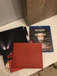 Box Blu-ray Roger Waters - The Wall