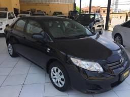 Toyota Corolla XLi 1.8 câmbio manual único dono! - 2009