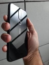 Nokia X6 6gb de ram e 64 de armazenamento