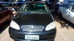 Corolla 2006/2007 completo + couro - 2007