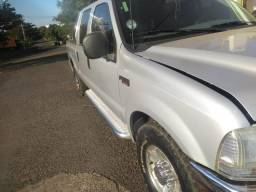 F250-cabine dupla xlt - 2004