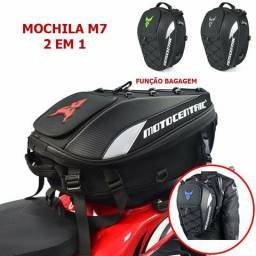 Mochila Motociclista Esporte 30 Litros Alta Capacidade Prova d'água
