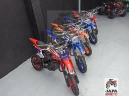 Mini Moto Cross Motor 49cc/2t com Garantia 10 vezes sem Juros
